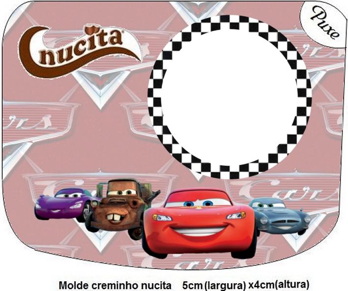 R  Tulo Vidrinho Papinha Nestl   Dos Carros Da Disney