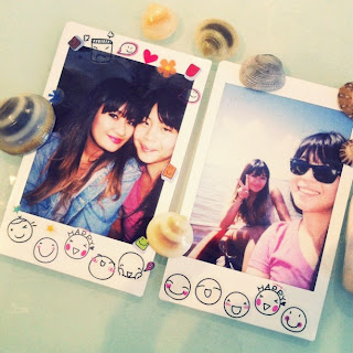 Instagram Polaroid Friendship Photos