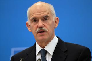 """Ο Γιώργος Παπανδρέου δηλώνει: """"Η πολιτική που εφήρμοσα στα ελληνοτουρκικά έφερε..."""""""
