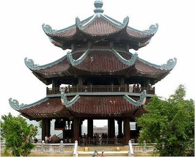 Cho thuê xe Hà Nội đi chùa Bái Đính Tràng An 1