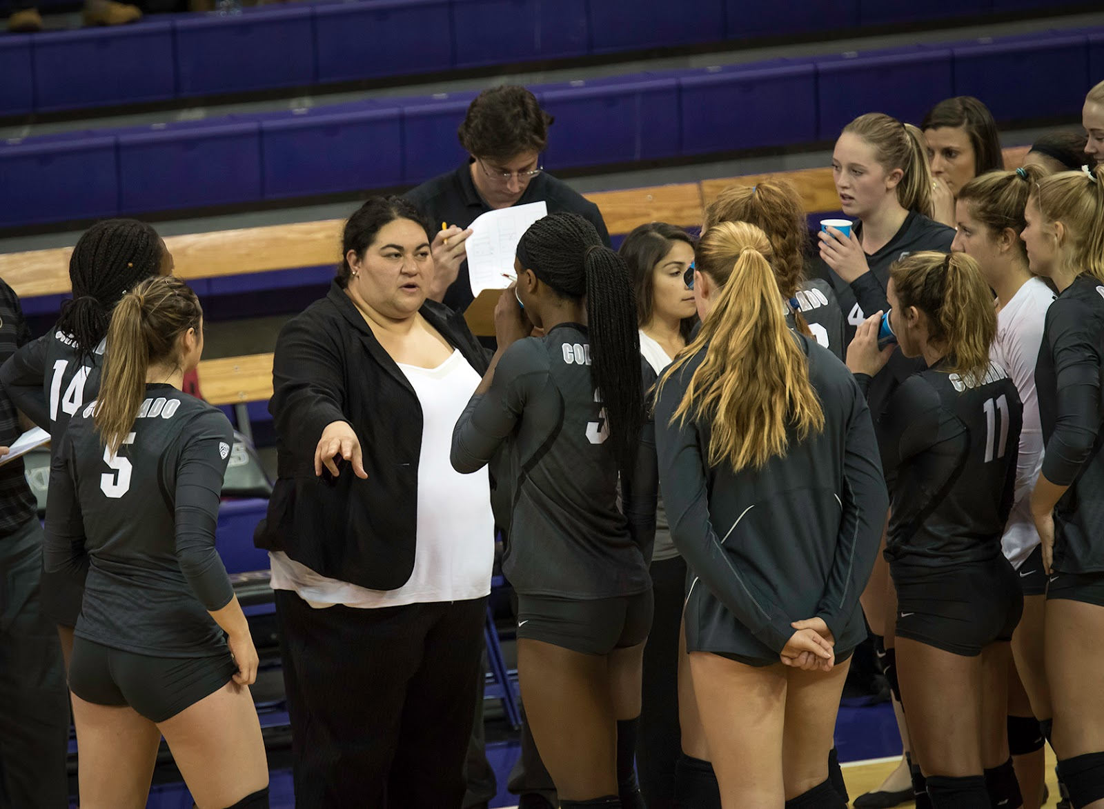 hot college volleyball players giving head