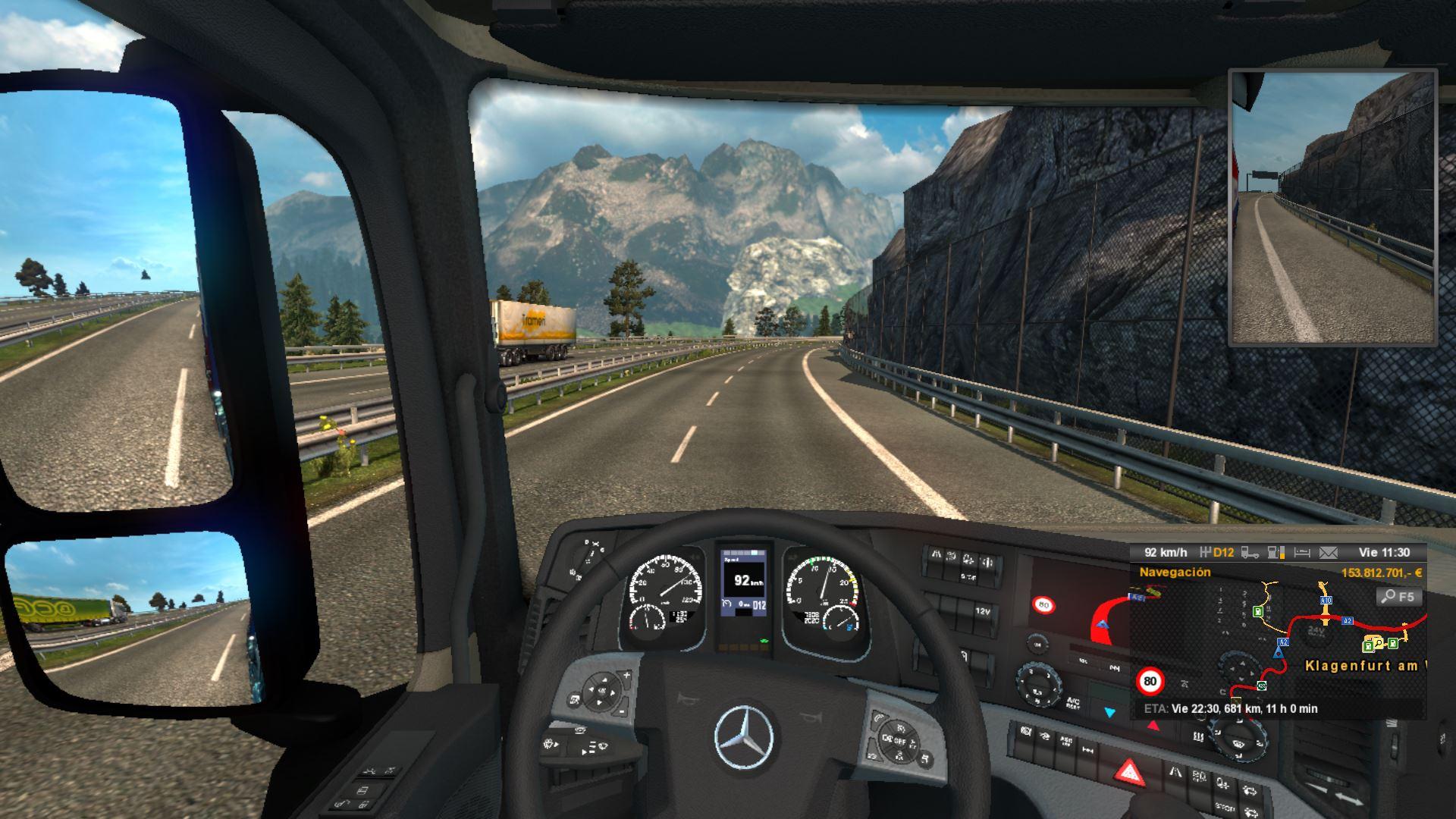 Euro Truck Simulator 2 v1.20.1s 27 DLCs+Gold Bundle+Multi35