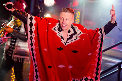 Macklemore at Times Square