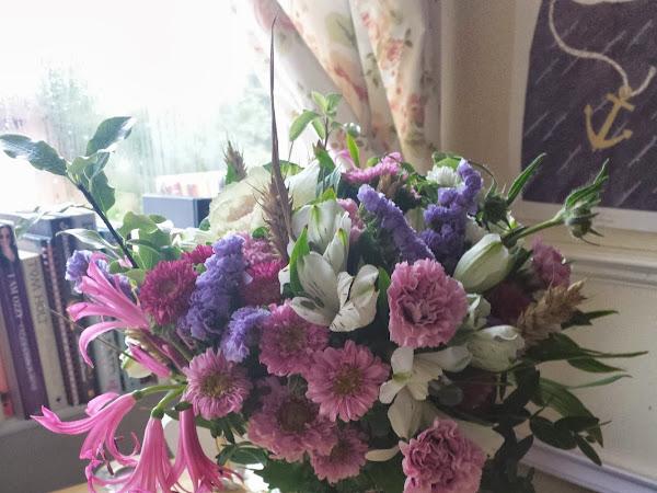 great british flowers
