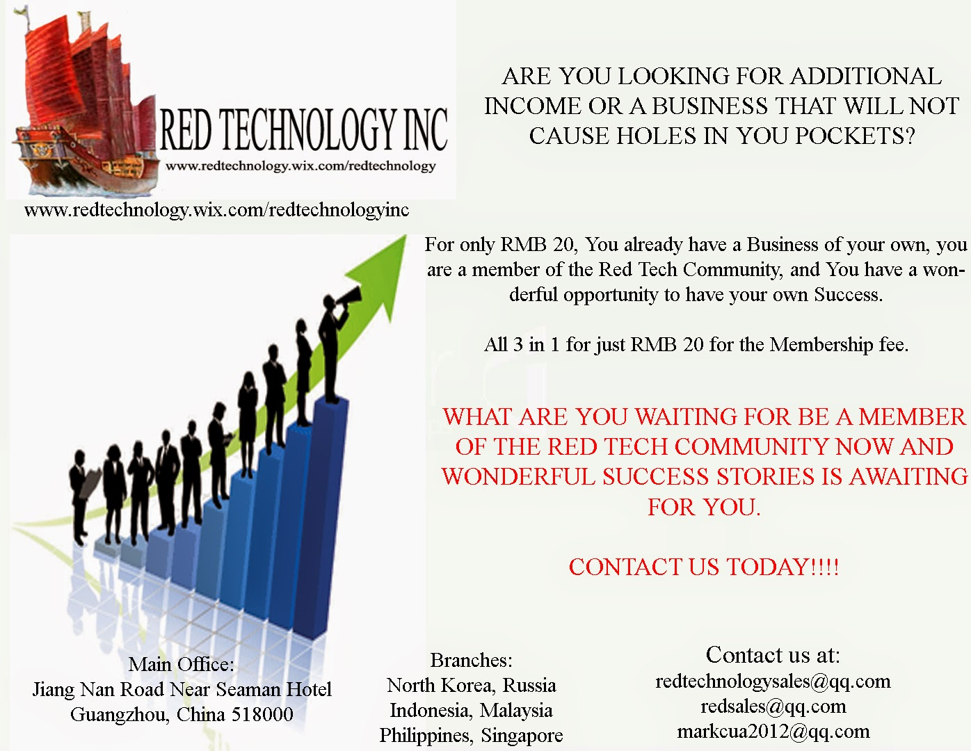 Are you looking for Additional Income
