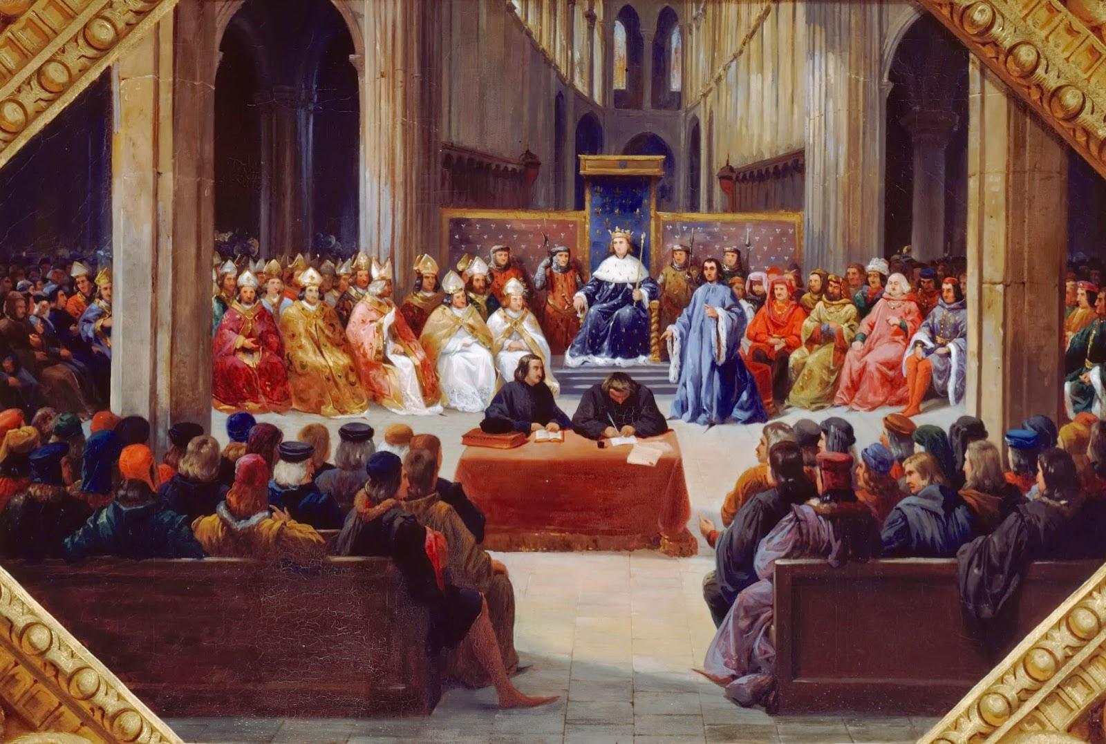 define the meeting of estates general meet