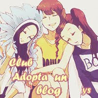 ¡¡Club adopta un blog!!