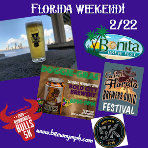 On Tap Florida Events: Weekend of 2/22 around Florida