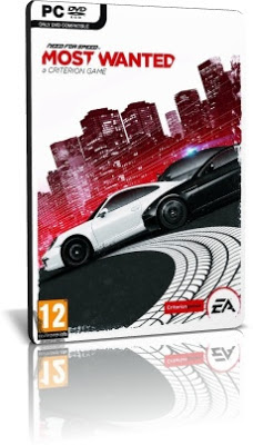 baixar capa Need for Speed Most Wanted 2012 PC