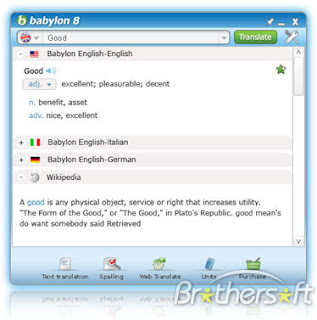 babylon pro 10.0.1