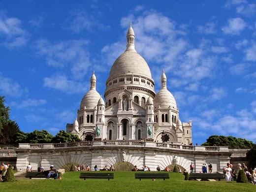 Montmartre & Sacre Coeur Basilica Paris