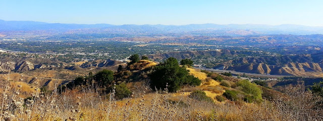 The look of Santa Clarita