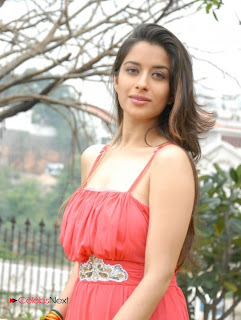 Madhurima Picture Gallery in Red Long Dress ~ Celebs Next