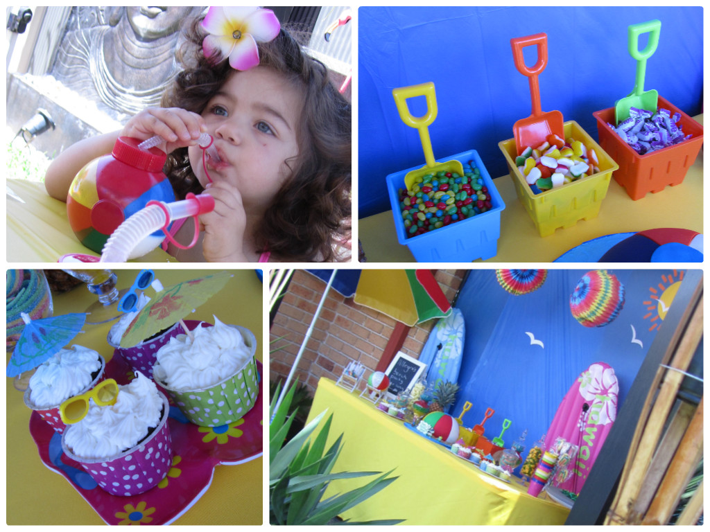 The Blog A Beach Themed Birthday Party By Vicky From Party Rite