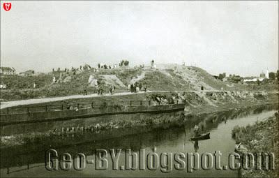 Минское замчище 150 лет назад