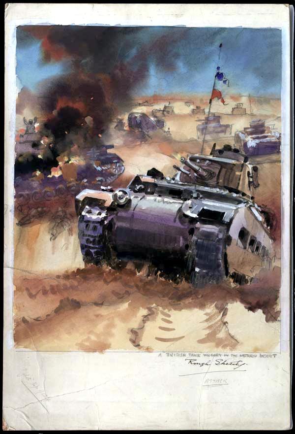 british matilda tank