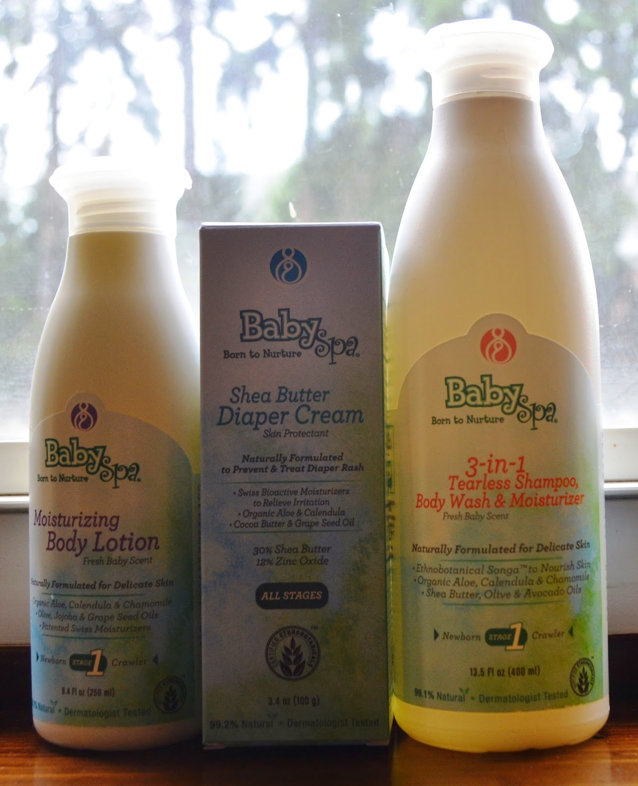 BabySpa Bath Products