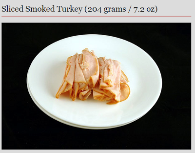turkey - 200 calories