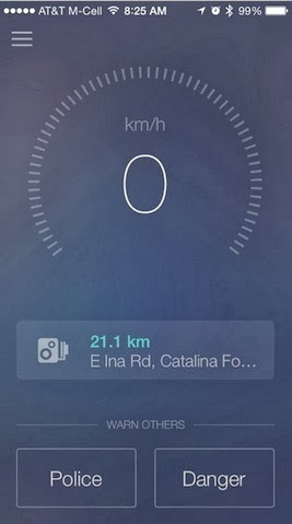 Track your speed better with Speedometer App