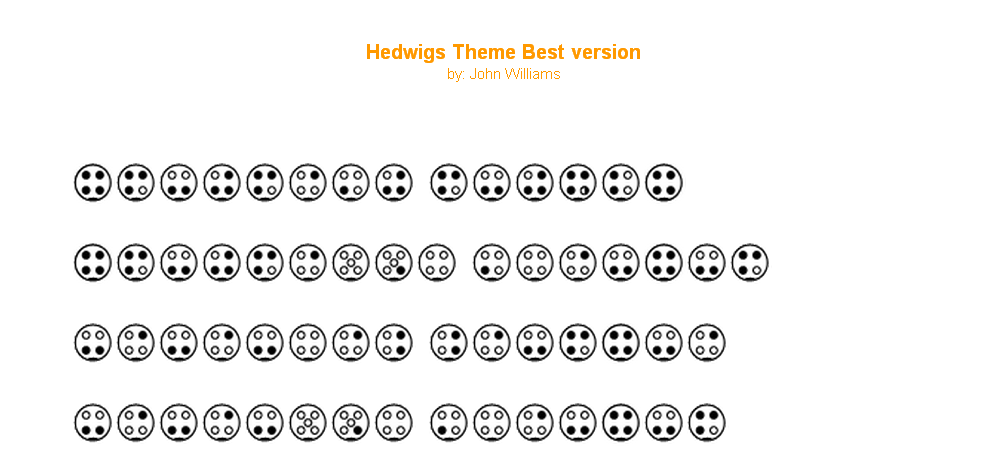 Hedwigs Themeharry Potter Theme