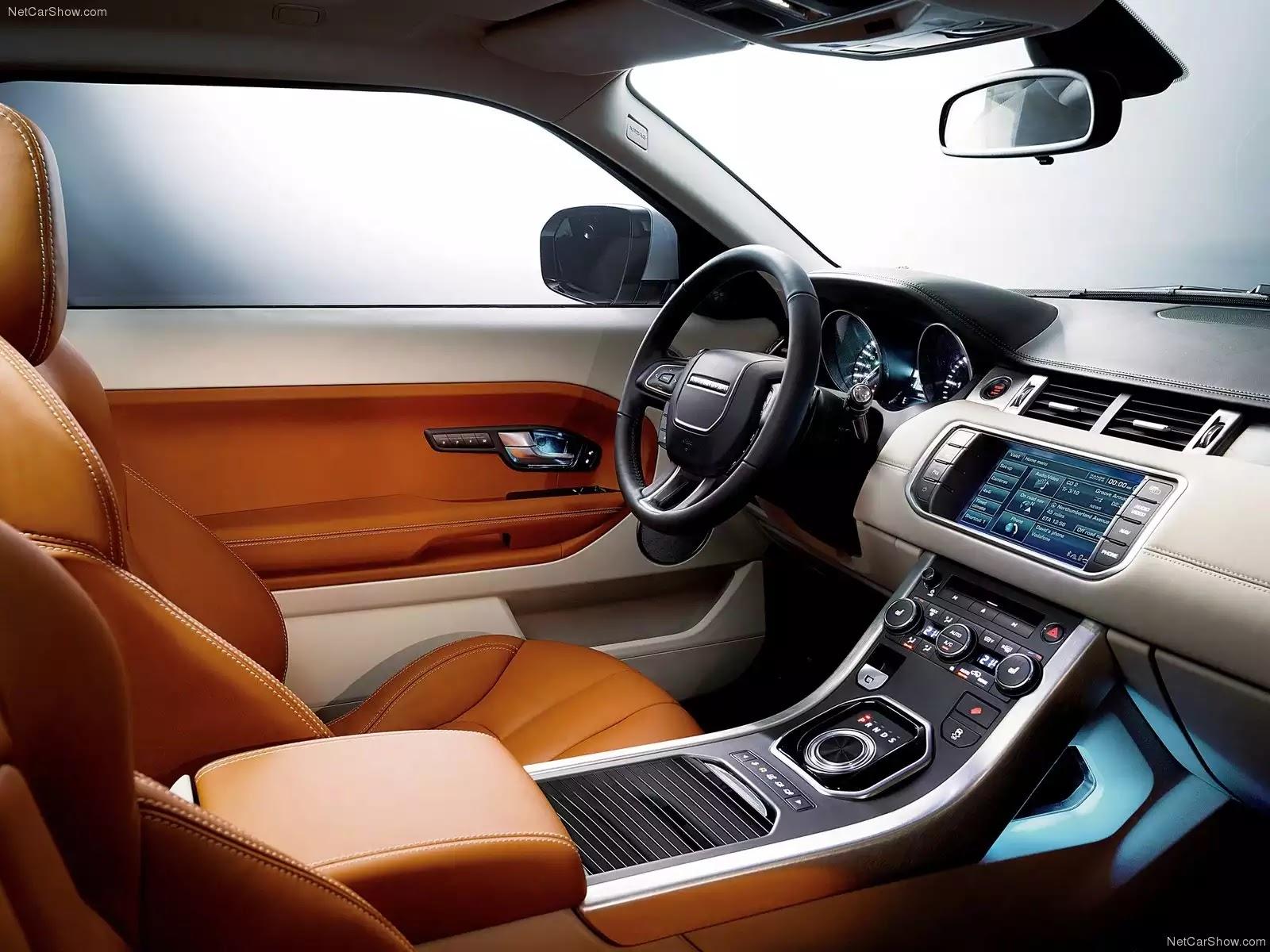 Hình ảnh xe ô tô Land Rover Range Rover Evoque 2011 & nội ngoại thất