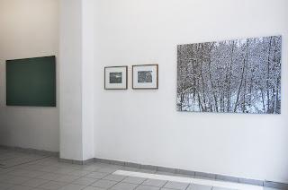 Richard Müller: exposition A percevoir galerie la Ferronnerie