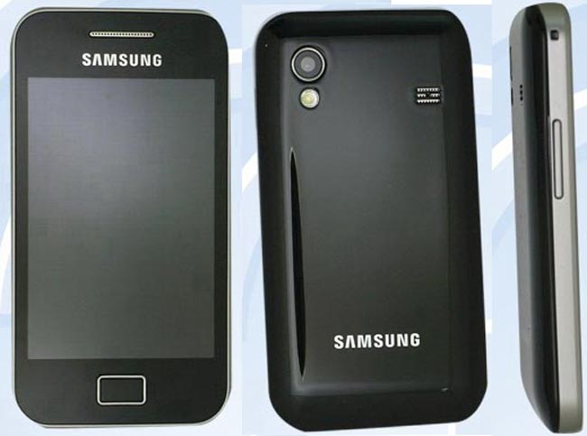 Android Samsung Galaxy S Mini