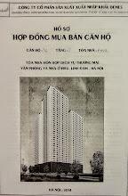 HĐ Chung cư HH4 Linh Đàm