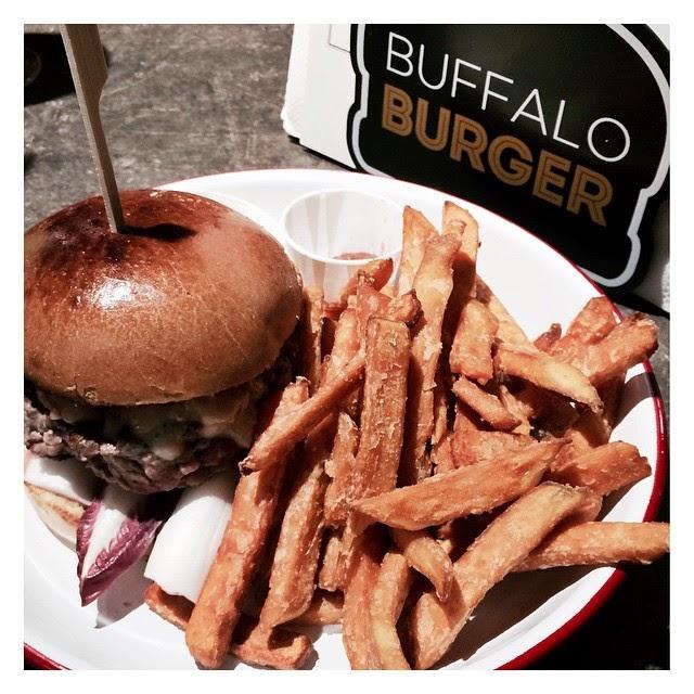buffalo burger, lille, burger lille