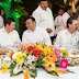 Rolando y Osorio Chong cenan con senadores