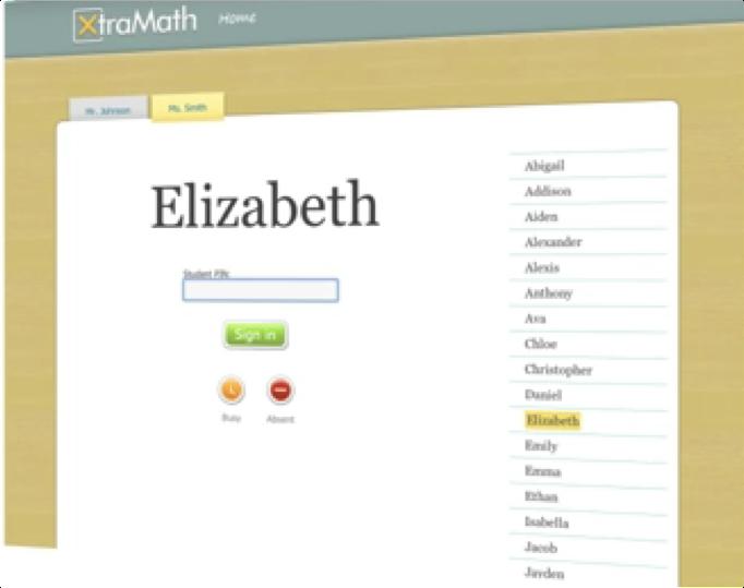 iTeach 1:1: Xtra Math ...