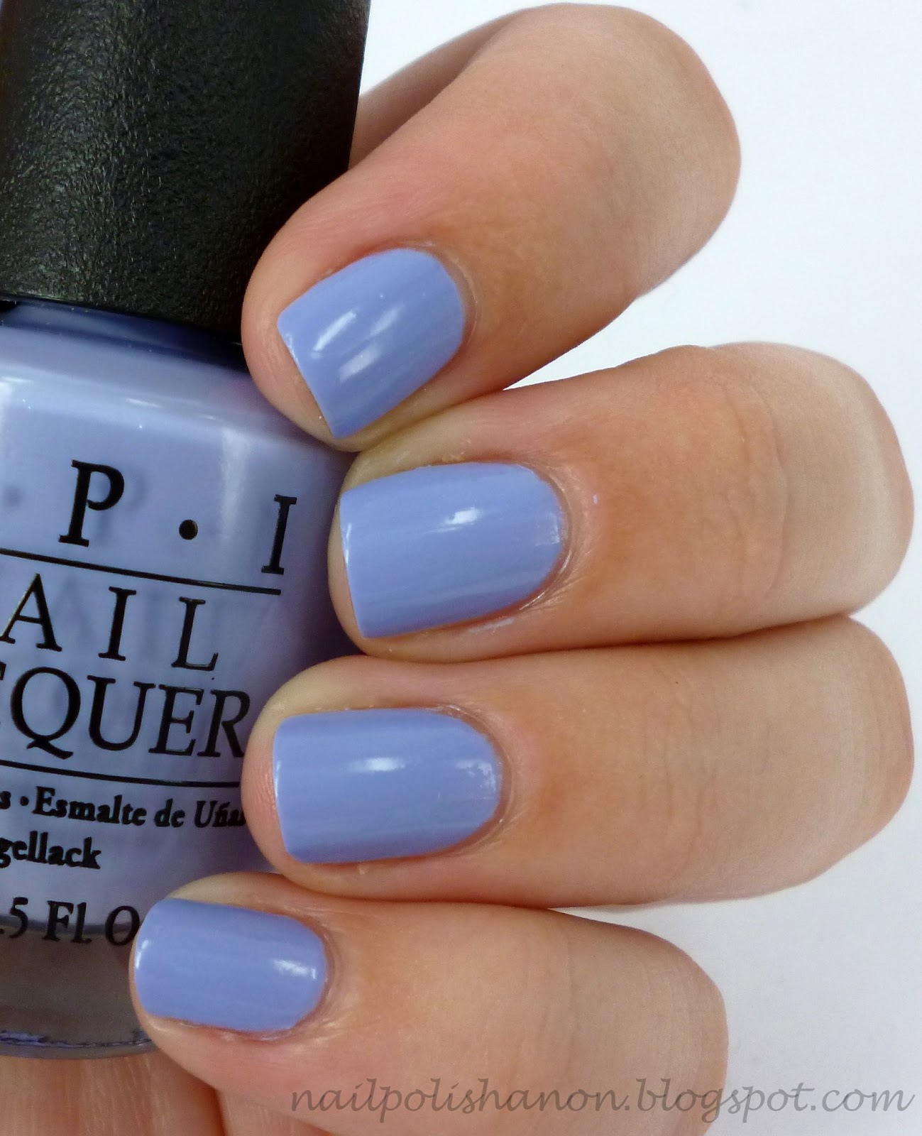 Nail Polish Anon: OPI You\'re Such A Budapest & holofication!!!!!
