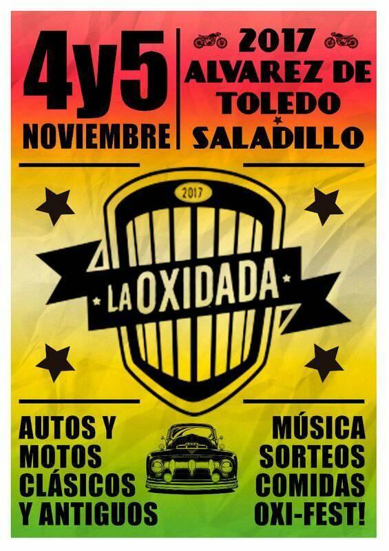 """3º Juntada """"LA OXIDADA"""""""