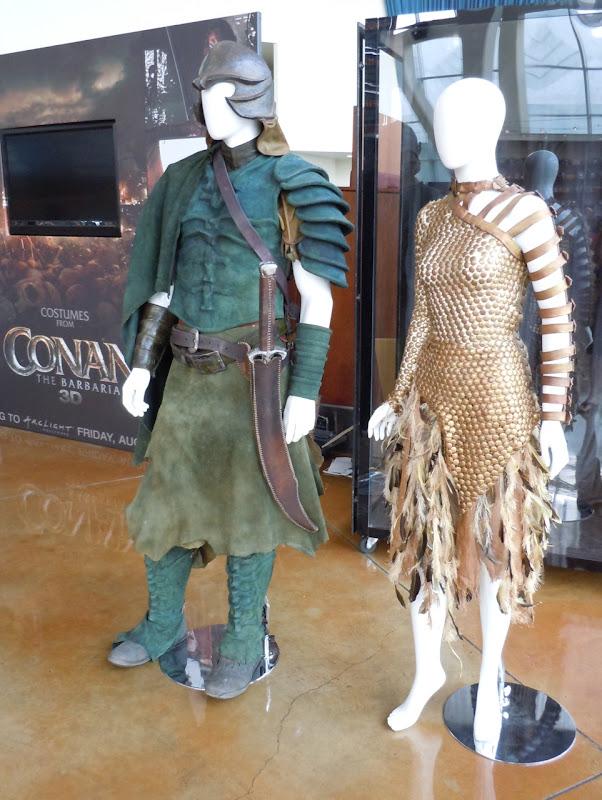 Conan Khalar Zym and Marique costumes