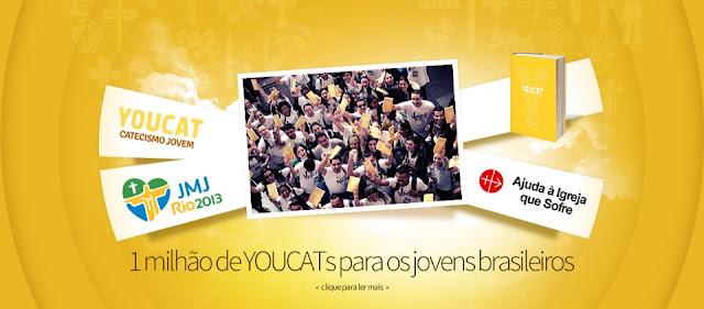 1 milhão de YOUCATs para os jovens brasileiros