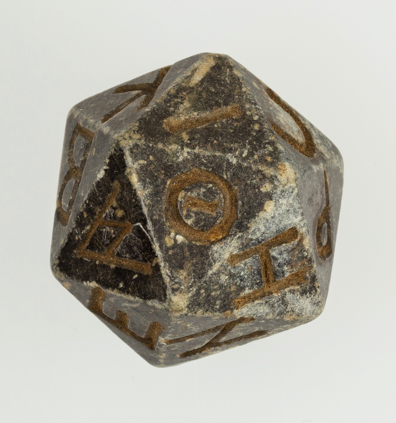 The Discovery Of Icosahedron