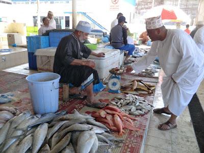 lonja de pescado muscat