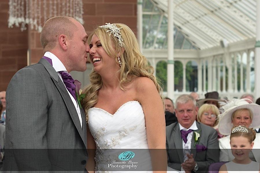 Stanley park liverpool wedding