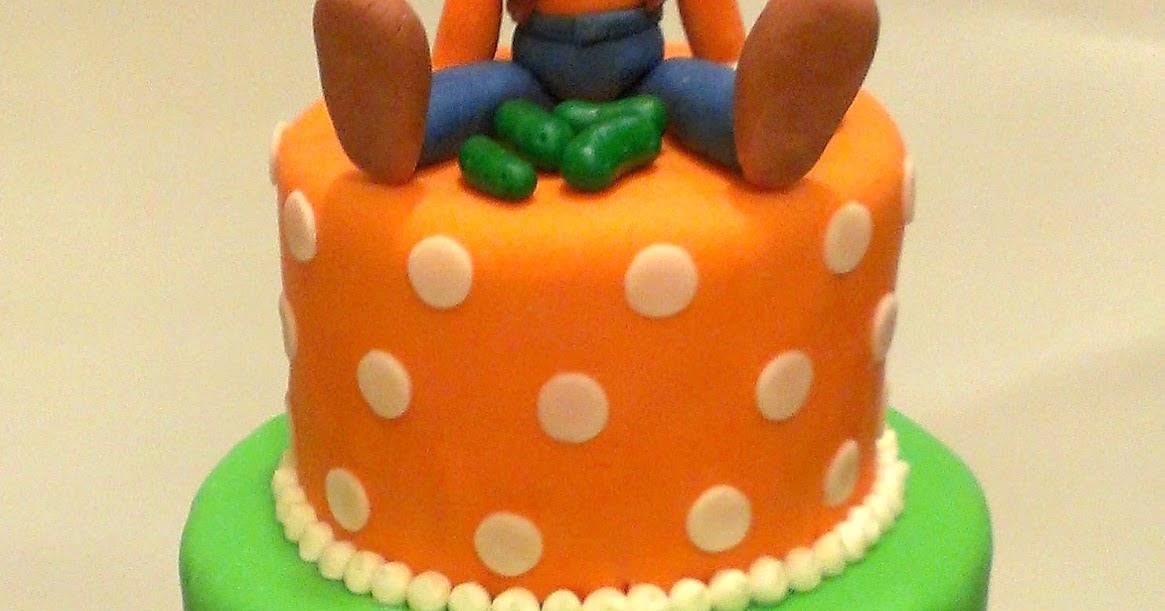 The Cake Market Goofy Cake