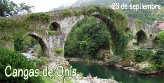 Pueblos del Mundo, Cangas de Onís.