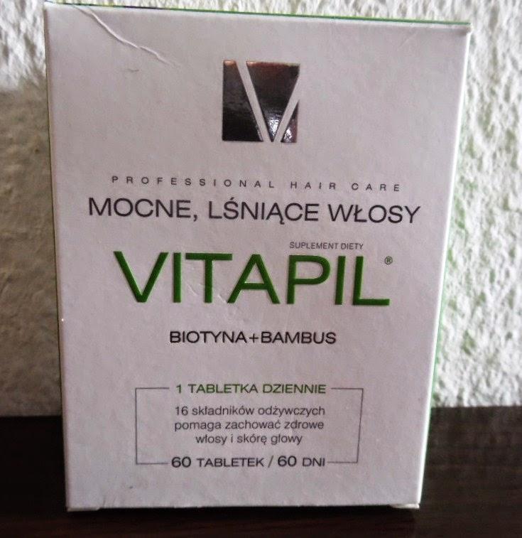 Vitapil z biotyną i bambusem | efekty po 2 miesiącach stosowania
