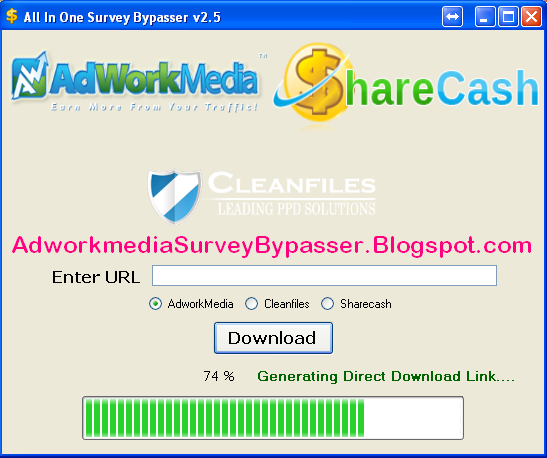 ... Surveys With Survey Bypasser - Survey Unlocker For Linkz it