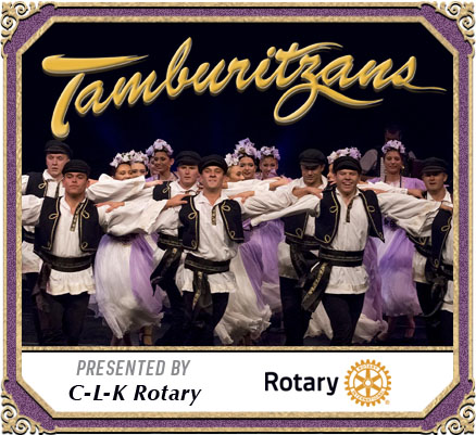 Tamburitzans to perform Aug. 17 at Calumet Theatre