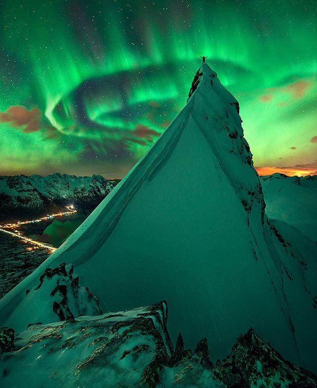 Noruega, la tierra de los fiordos, trolls, y los vikingos