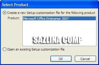 Cara Membuat Silent Install Microsoft Office 2007