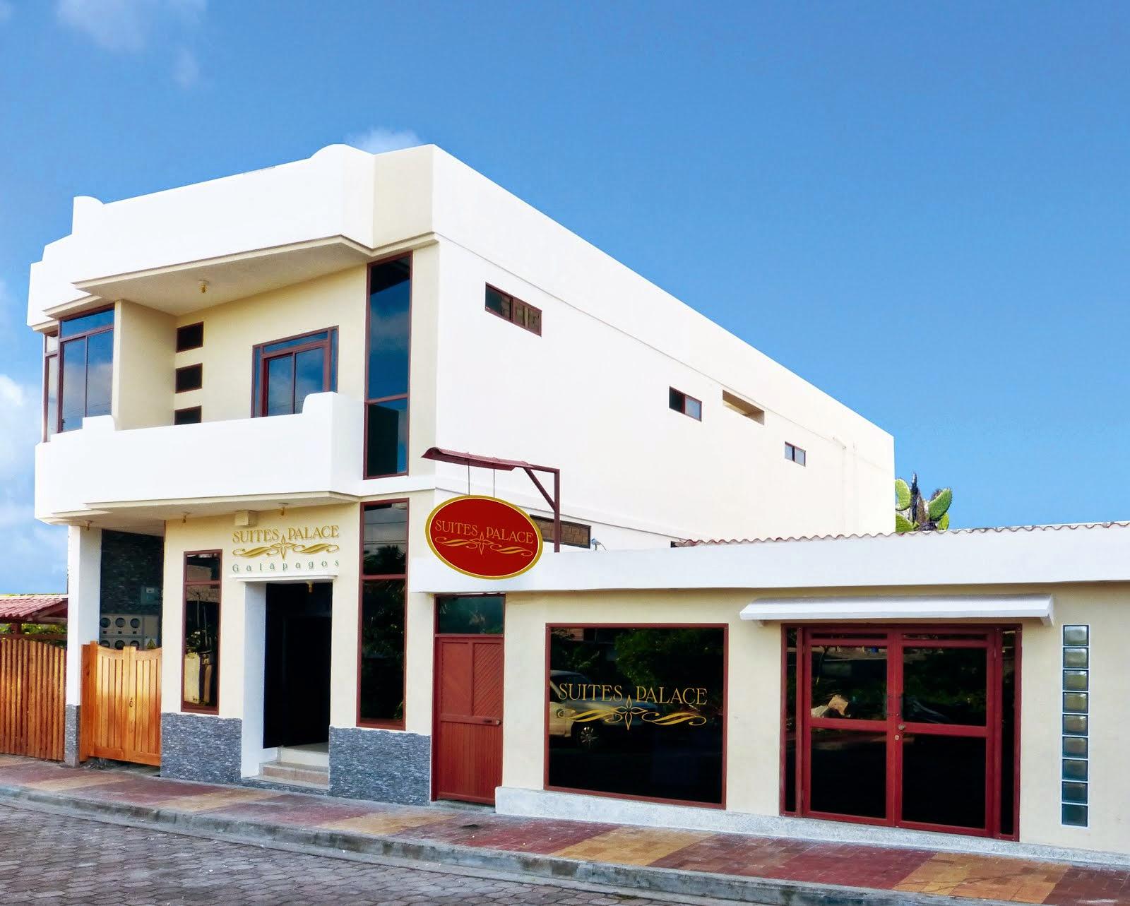 Galápagos Suites Palace