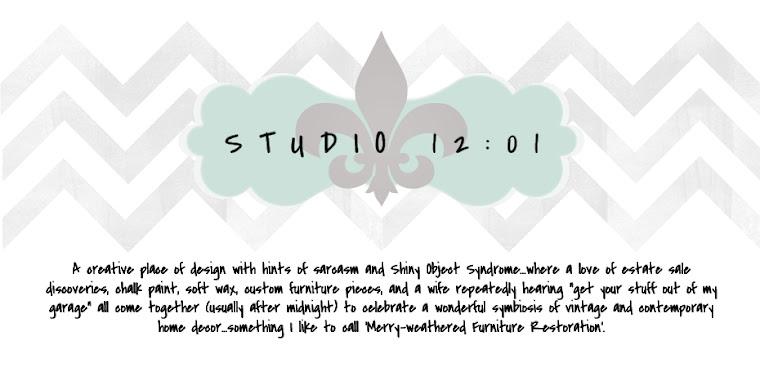Studio 12:01