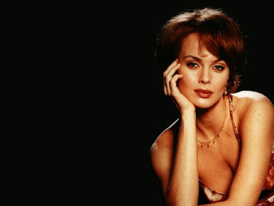 Izabella Scorupco Hot Wallpaper