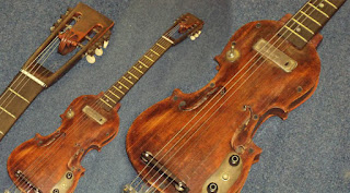 What does band name Stratovarius mean - Violin guitar