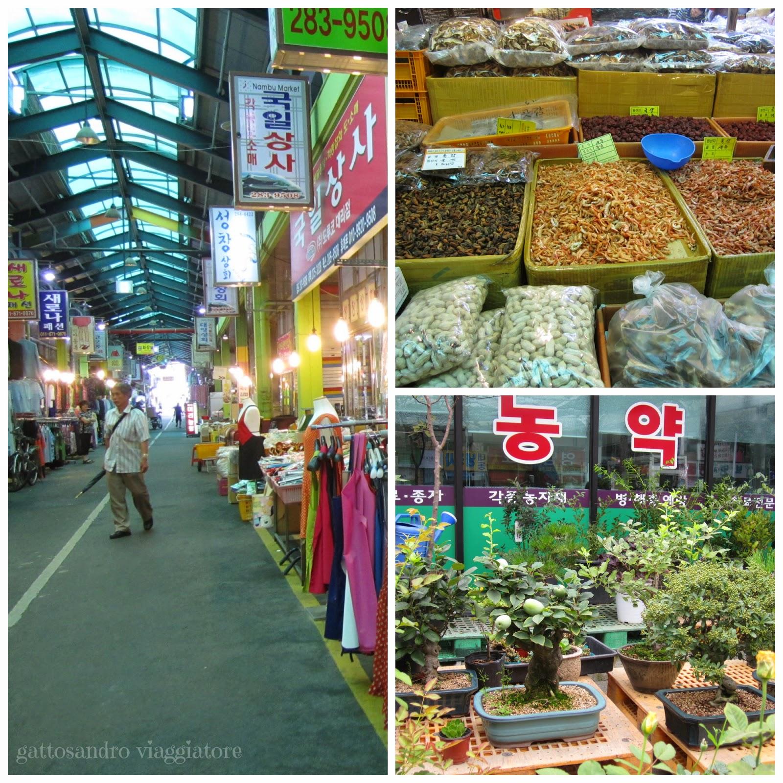Jeonju Nambu Market
